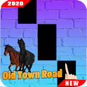 Old Town Road 🎹 Piano Tiles icon