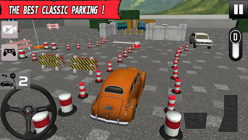 Car Stunt Parking screenshot 1