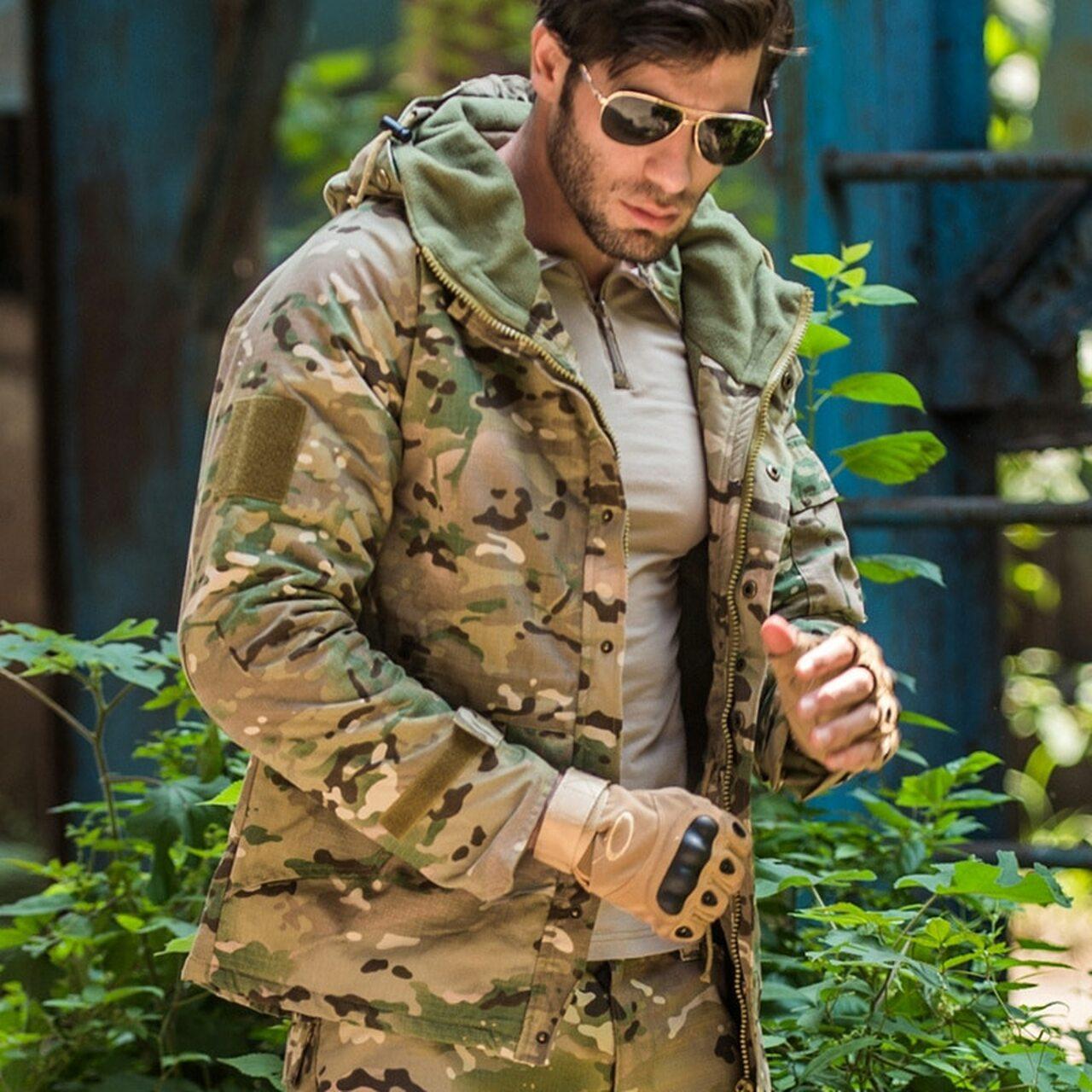 Тактические куртки: преимущества и как носить