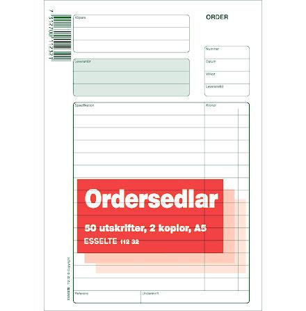 Order A5 3x50