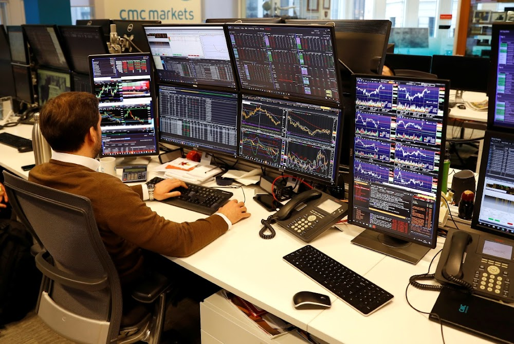 European equities slip as trader fret about China
