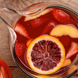 Club Soda Fruit Punch Recipes
