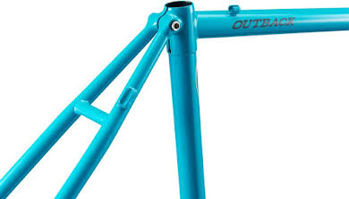 Ritchey Outback CrMo Frameset, Aquamarine alternate image 3