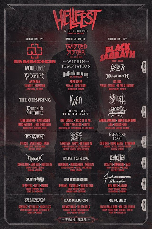 Hellfest Open Air Festival 2016