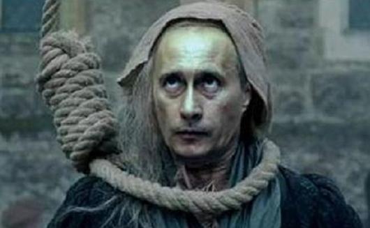Петля вже на шиї: чому Путін обов'язково постане перед судом