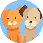 Are you a dog or a cat? Test icon