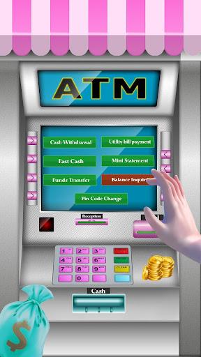 Learn ATM & Vending Machine: Credit Card Simulator  screenshots 2
