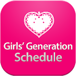 Girls' Generation Schedule Icon