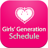 Girls' Generation Schedule