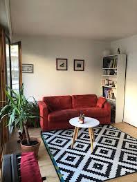 Studio meublé 25,4 m2