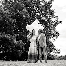 Wedding photographer Anastasiya Eliseeva (sayes). Photo of 26.09.2017
