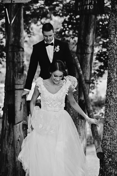 Wedding photographer Gerda Masiuliene (littlemiracles). Photo of 09.02.2019