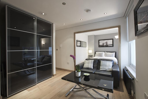 New Bridge Street serviced apartments, St. Pauls