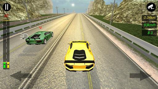 Traffic Racer HD