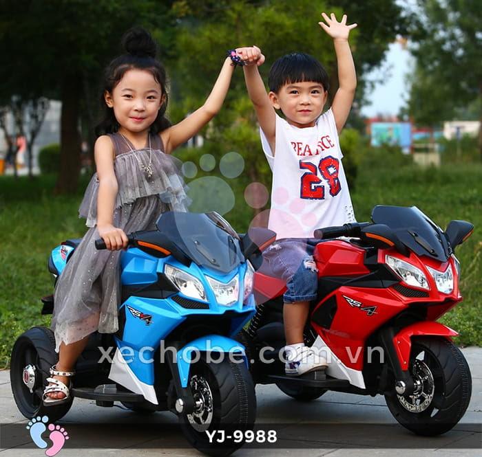 Xe mô tô điện trẻ em YJ-9988 3