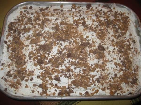Candy Angel Cake Recipe