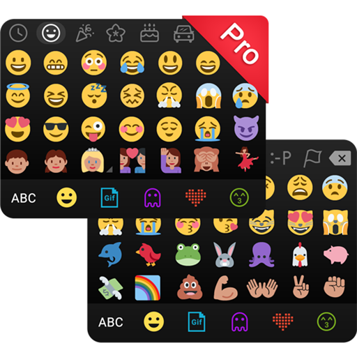 Kika Emoji Keyboard Pro + GIFs