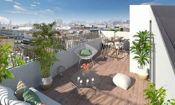 Appartement 5 pièces 120,3 m2