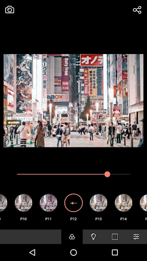 Analog Film Photo Filters -  Tokyo Filters 1.2 screenshots 2