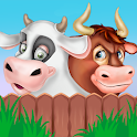 Guess a Number - Bulls and Cows 🐮 (1A2B) icon