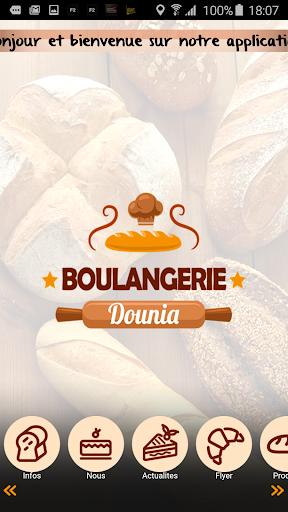 Boulangerie Dounia