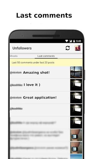 Unfollowers for Instagram 2.8.5 screenshots 6