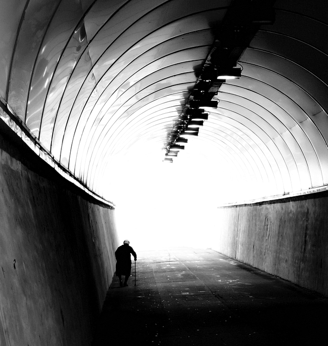 The end of the tunnel di gio'