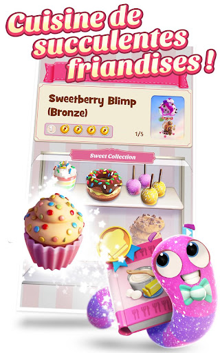 Code Triche Cookie Jam Blastu2122 Jeu de Match-3 Puzzle APK MOD screenshots 3