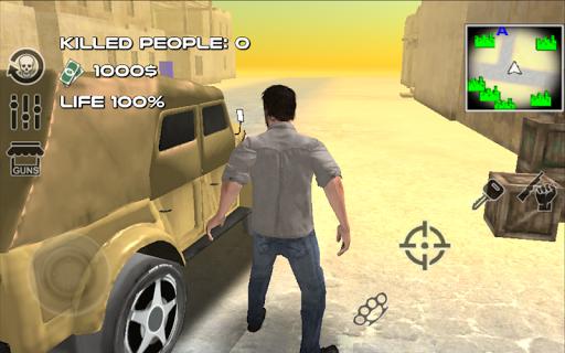 Dubai Gangster