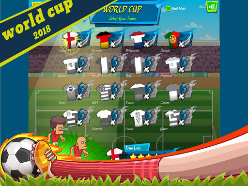 Soccer Starsuff1aWorld Cup 2018 0.1.0 screenshots 6