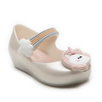 Mini Melissa Mini Ultra Girl Unicorn VELCRO