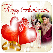 Marriage Anniversary Photo Frame