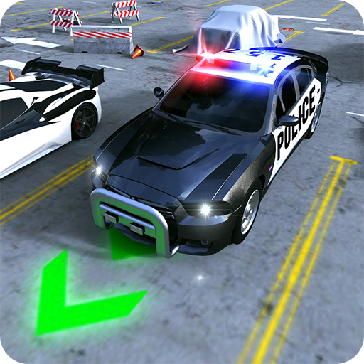 Secret Police Car Parking Sim (game)