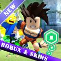 Free Robux + Roblex Skins How to Loot, Hero Rescue icon