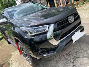 ハイラックス 4WD ピックアップのカスタム事例画像 んぬっ!さんの2021年06月07日01:07の投稿