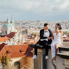 Wedding photographer Darya Adamova (dachenka). Photo of 07.11.2017