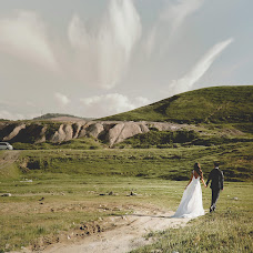 Wedding photographer Eliana Plotskaya (Lanaplotskaya). Photo of 29.05.2018