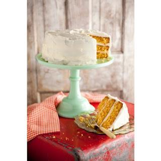 Sweet Baby Jack Carrot Cake