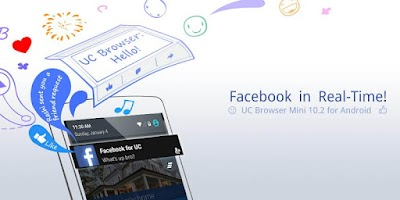 Screenshot of UC Browser Mini-Fast Download