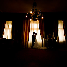 by Dušan Marčeta - Wedding Bride & Groom