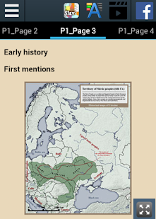History of Slav - náhled