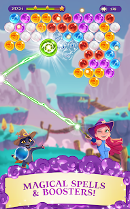 Bubble Witch 3 Saga Mod Apk (Unlimited Life) 12
