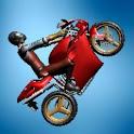 Stunt King - Motorbike stunts game icon