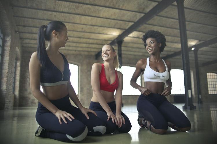 exercise new friends ideas jakarta