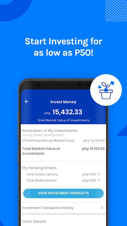 GCash - Buy Load, Pay Bills, Send Money – (Android