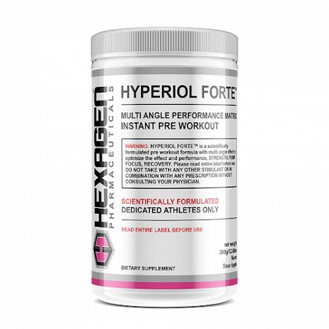 Hexagen Hyperiol Forte 360g - Sour Apple