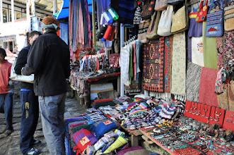Photo: ナムチェの土産物屋
