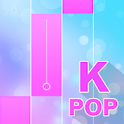 Kpop piano bts tiles game