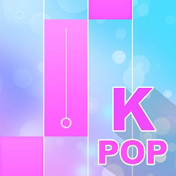 Kpop piano idol tiles game