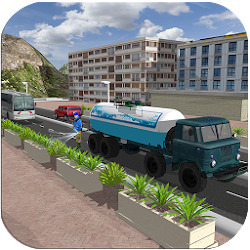 Water Truck Simulator
